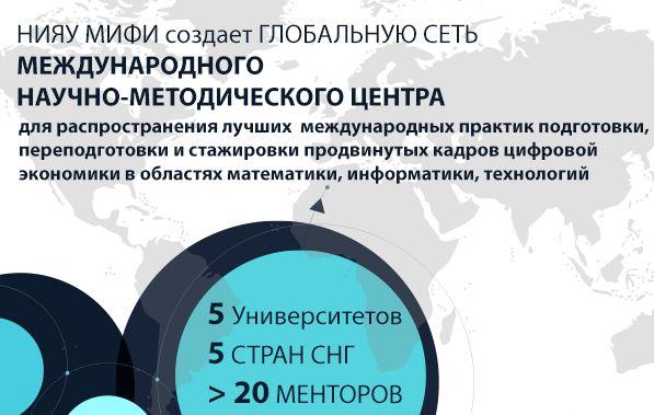 НИЯУ МИФИ создает глобальную сеть Международного научно-методического центра
